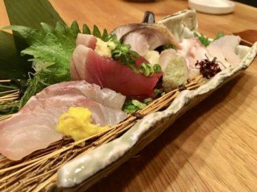 【さかなや 日の出丸 】宮原駅徒歩1分の魚が美味しい居酒屋は寿司もオススメ