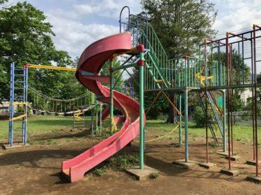 【神明公園|さいたま市北区別所町】近所の小学生が一度は行く公園