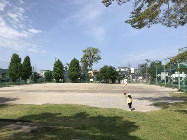 【別所公園|さいたま市北区】グラウンドが広い野球のしやすい公園