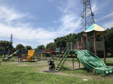 【園内地図あり】番場公園|日進町  子どもが喜ぶ大型遊具が楽しい人気公園