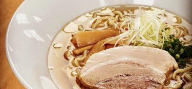 指扇「自家製麺 らーめん 一乃瀬」8月にオープン!出汁の効いた旨みの一杯を食らう。