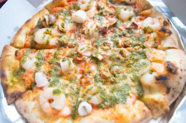 【コスパ高し!】パスタアルデンティーノ 大宮店でテイクアウト!1000円以下のピザ・パスタを食らう