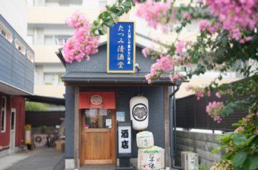【北大宮 】酒屋「たつみ清酒堂」さいたま市内でこだわりの日本酒を買うならここ!