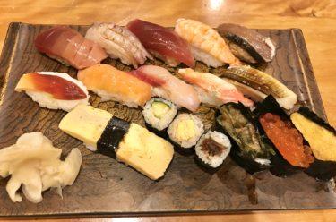 大宮で寿司!「東鮨 新店」ランチの握り14貫がコスパ最高