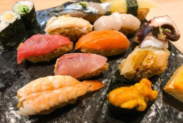 大宮の「豊鮨」で寿司ランチ!コスパ抜群、1000円ぽっきりで至福の時間。