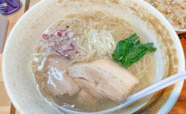 大宮にラーメン屋「貝出汁らぁ麺 みぎわ」が5/31にオープン!煮干し中華そば一禾(いちか)の新店で食べてきた