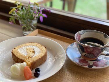 土呂・盆栽町に「カフェ&ギャラリー 空想庭園 」が5/1にオープン!