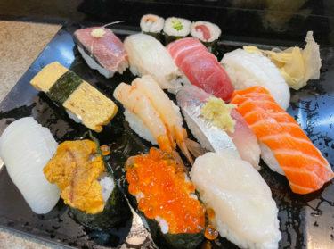 大宮「歩」で高コスパ寿司ランチ!北銀近くの路地にあるお店