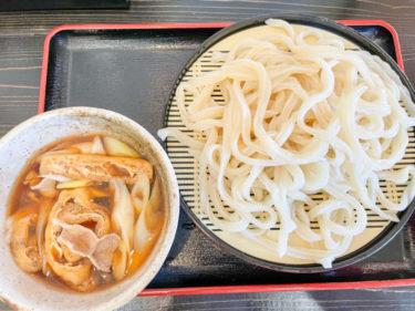 大宮「円満(えんまん)」で上品な肉汁うどんを食らう