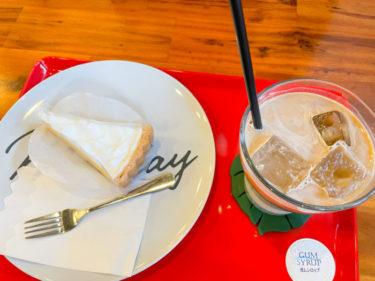 大宮氷川参道「カフェビアーレ Cafe Viale」美味しいカフェオレ片手にゆったり時間を楽しむ